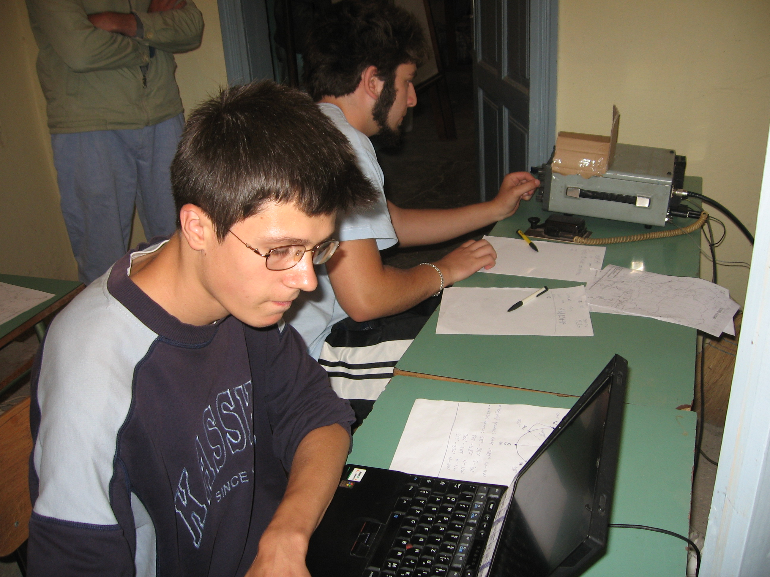 Septembarsko takmičenje 2007. - Nišor